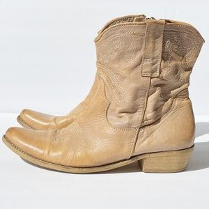 Boutique 9 Western Ankle Boots